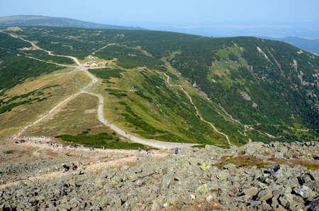 sudetes: Giant Mountains in Poland