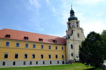 monasteri: Monasteri cistercensi e palazzi di Rudy, Polonia Editoriali