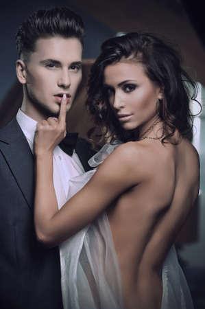 nude wife: Beauty women and handsome men