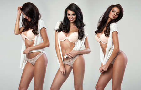 donna sexy: Bella felice donna sexy