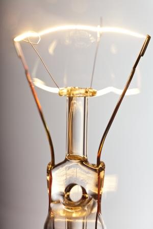 bulb s filament Stock Photo