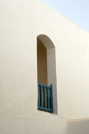 architectural  detail: Sidi bou Said, Tunisia, architectural detail