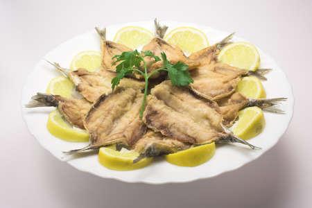 sardinas: Sardinas fritas