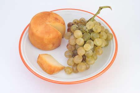 andamp: Grapes andamp,amp, cheese tastes of