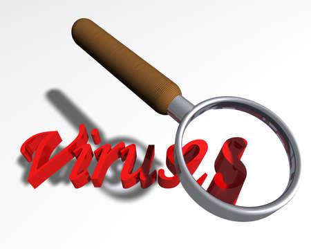 viruses: Buscan virus