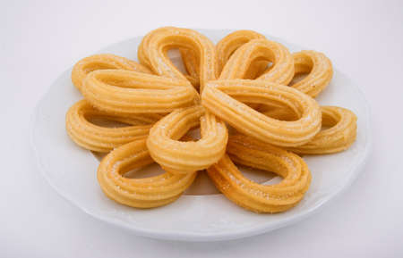 Churros (very popular sweet spanish food)