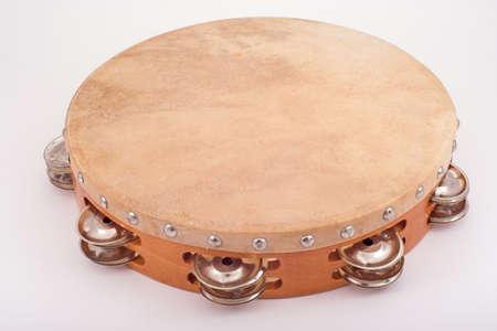 pandero: Tambourine
