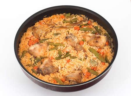 Rice and Rabbit photo