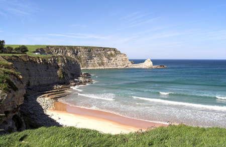 cantabria: Langre beach