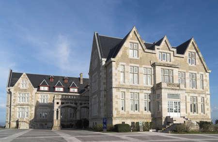 magdalena: Cantabria Summer University , Palacio de la Magdalena, Santander, Spain