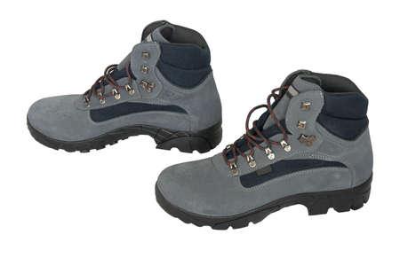 walking boots: walking boots Stock Photo