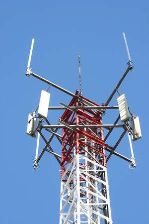 hight tech: antenna tower