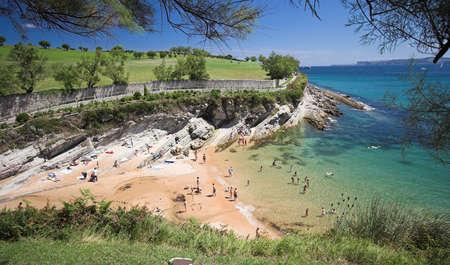 cantabria: summer holidays in Santander, Cantabria, Spain