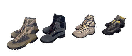 walking boots for the whole family