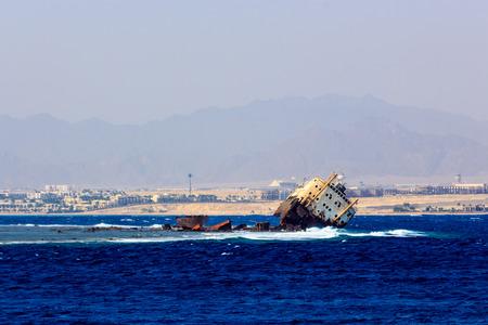 sharm: Ship Loullia. Gordon reef.