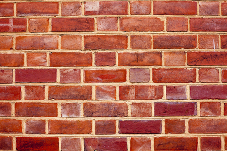 rectangle: Brick wall background texture
