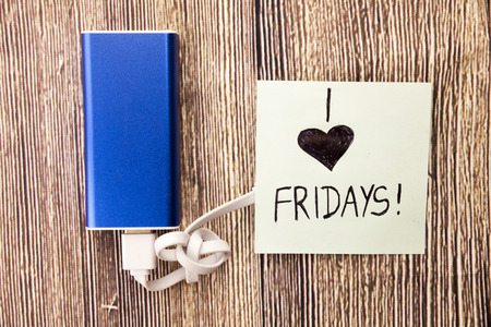 People love friday. Im in love with it the start of weekend. Party starter Relaxation starts from . Weekday ends on friday. 写真素材