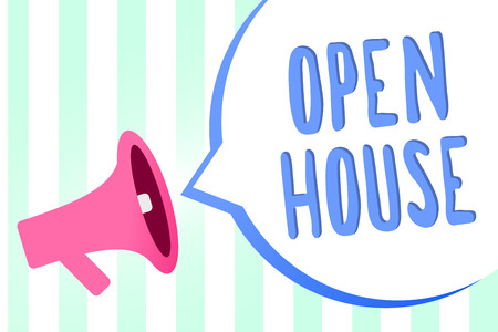 Handwriting text open house concept meaning you can come whatever concept meaning you can come whatever whenever want make yourself at solutioingenieria Images