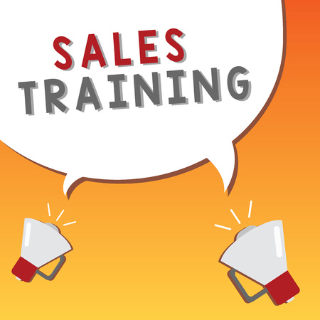 Writing note showing Sales Training. Business photo showcasing Action Selling Market Overview Personal Development.