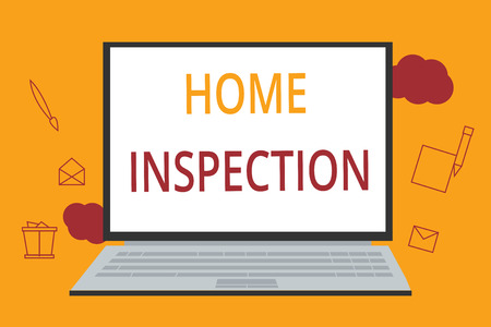 Word writing text Home Inspection. Business concept for Examination of the condition of a home related property.