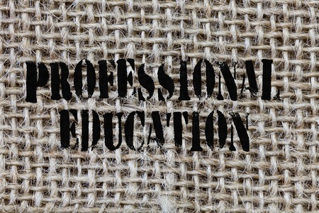 Professional Education. Conceptual photo Continuing Education Units Specialized Training.