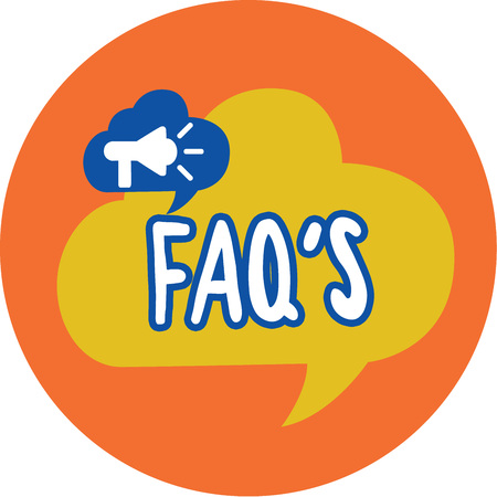 Conceptual hand writing showing Faq s is. Business photo text list of questions and answers relating to a particular subject.