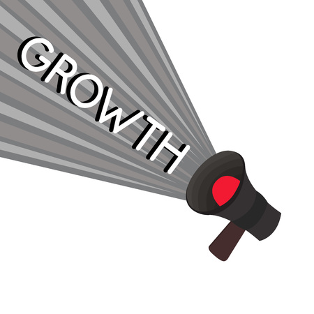 Word writing text Growth. Business concept for process of increasing in size or juice Getting older Ageing.