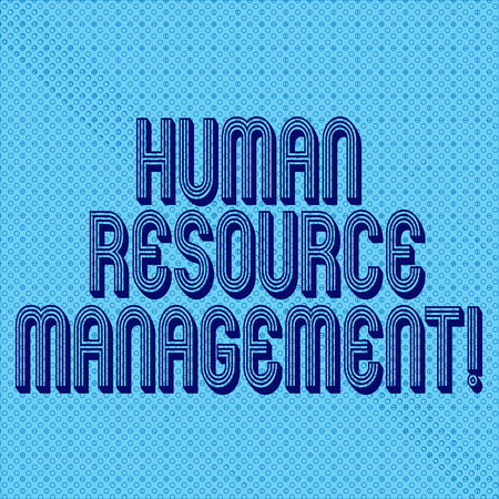 Handwriting text writing Huanalysis Resource Management. Concept meaning process of hiring and developing employees Seamless Dots Tiny Loop Rings Scattered Circle photo Blank Copy Space