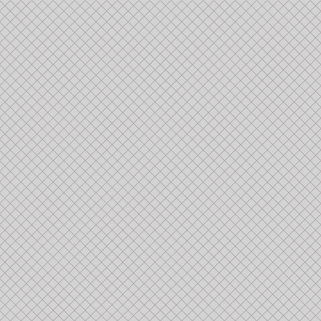 Diagonal Gray Grid Mesh Cell in Straight Parallel Line Intertwined Pattern Design business concept. Business ad for website and promotion banners. empty social media ad Ilustração