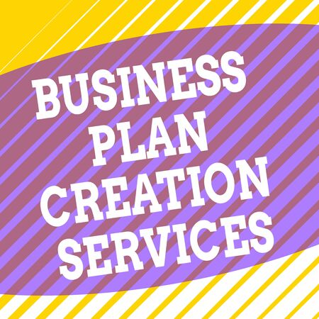 Conceptual hand writing showing Business Plan Creation Services. Concept meaning paying for professional to create strategy Square rectangle paper sheet load with full of pattern theme