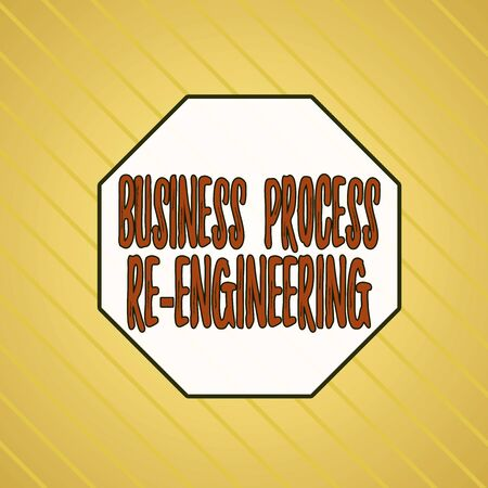 Writing note showing Business Process Re Engineering. Business concept for the analysis and design of workflows Infinite Diagonal Pattern Stripes Slanting Lines Matching Background