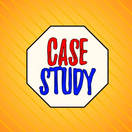 Writing note showing Case Study. Business concept for analysis and a specific research design for examining a problem Infinite Diagonal Pattern Stripes Slanting Lines Matching Background