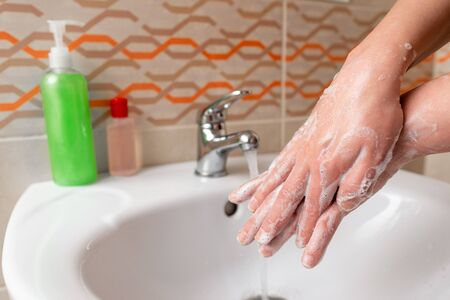 Handwashing Procedures For Decontamination And Minimizing Bacterial Growth