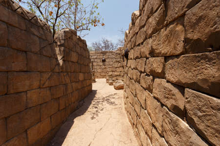 lost city: Maze, labyrinth in Lost City, Sun City, South Africa