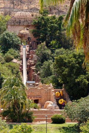 lost city: Sun City, The Palace of Lost City in Sun City, South Africa Editorial
