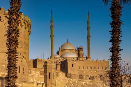 Muhammad Ali Pasha (Alabaster) Mosque of Saladin Citadel on Salah El-Deen square, Cairo, Egypt