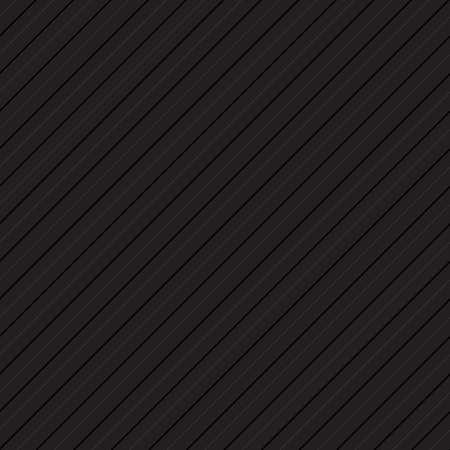 seamless pattern of corrugation lines on a black background Illustration