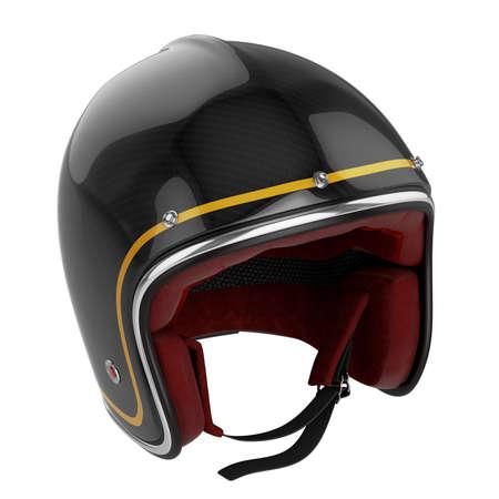 Motorcycle helmet photo