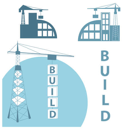 functionality: Symbol of building companies and corporations