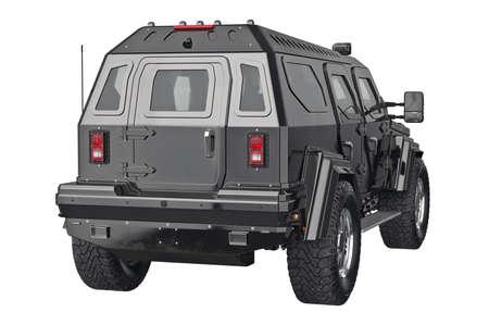 shiny car: Suv car modern travel transportation. 3D rendering