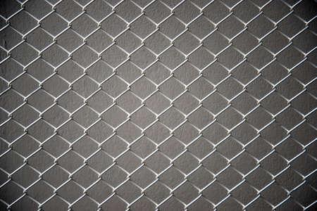 detain: cage Stock Photo
