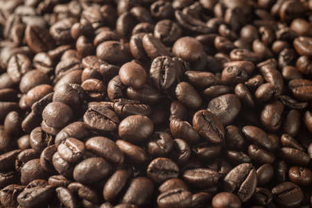 coffee bean texture for background