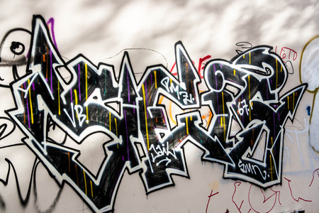 unconventionally: Graffiti in Hamburg