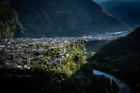 Magic Ecuador Reklamní fotografie