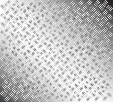 metallic, aluminium, plate
