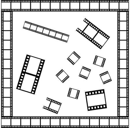 Film Stock Vector - 5846584