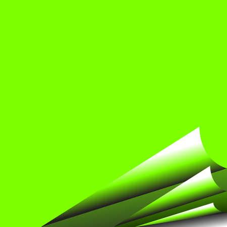 Paper corner Stock Vector - 5901949