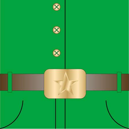 Belt Illustration