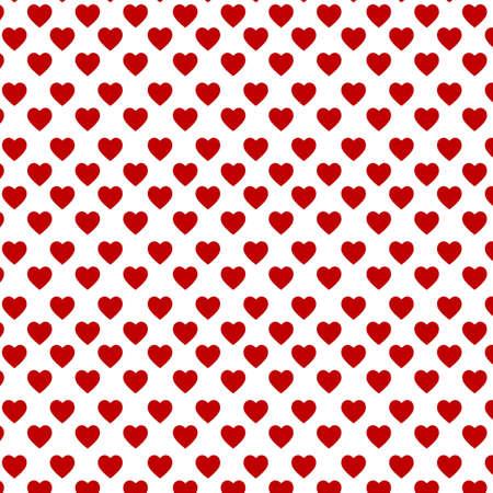 Rote Herzen auf die weißen backgound