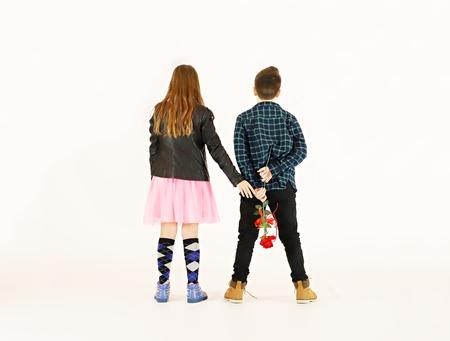 girlfriend and boyfriend in love